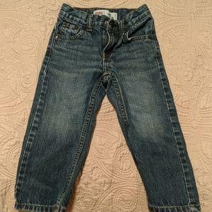 NWOT Lee Jeans 2T